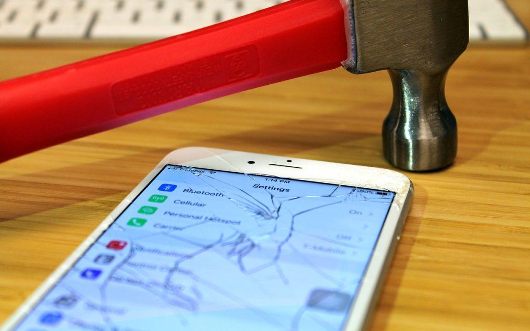 Reparación pantalla de teléfonos móviles en Tudela